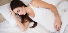 Uważaj, jak długo śpisz w ciąży. Może skończyć się tragedią