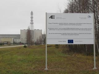 Litwini rozbierają swój Czarnobyl