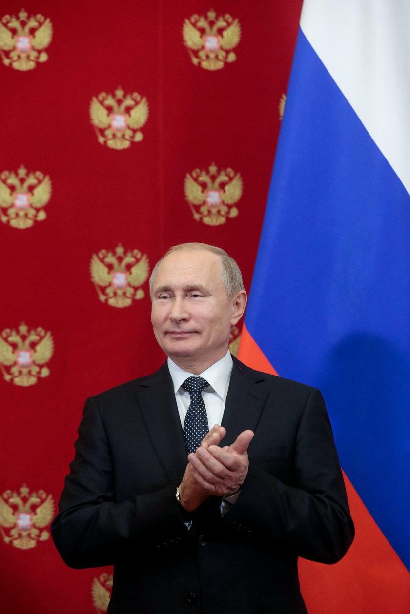 Ulubienica Putina w ciąży
