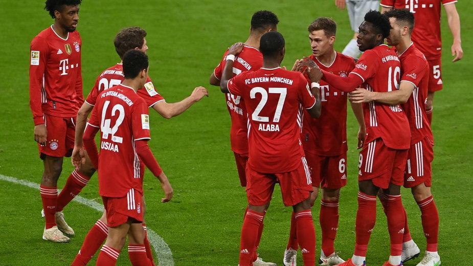 Bayern nie dał szans swoim rywalom
