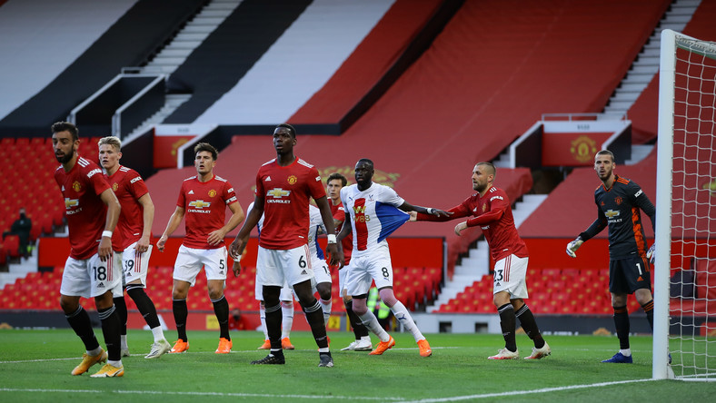 Premier League: Manchester United - Crystal Palace, wynik meczu