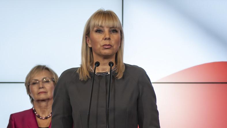 Wicepremier Elżbieta Bieńkowska będzie kroić Przewozy Regionalne