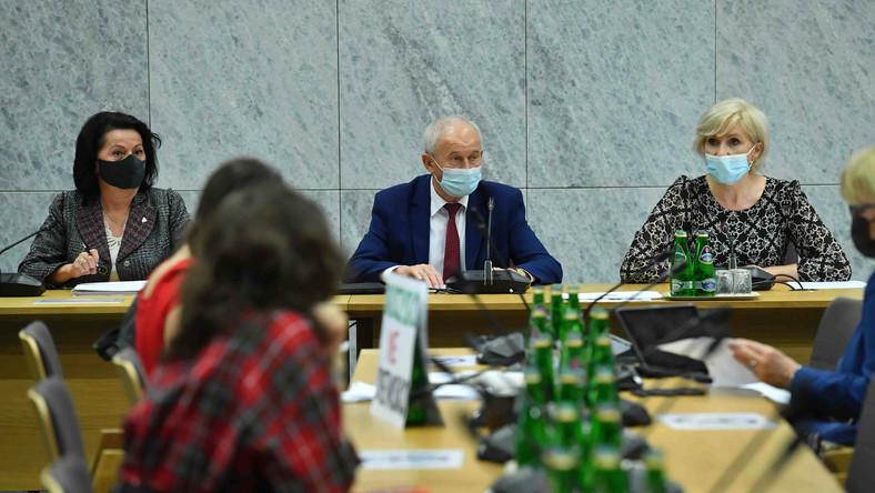 Sejmowe komisje odrzuciły poselski projekt ustawy o zmianie ustawy o lasach