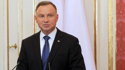 """Andrzej Duda nie ma wątpliwości. """"Nie możemy zamknąć kopalni Turów"""". I mówi o... Niemcach!"""