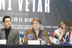 """Konferencija za novinare, film """"Južni vetar"""""""