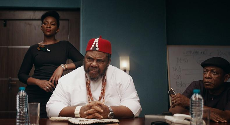 Genevieve Nnaji's Lionheart is one of the Nollywood movies selected for a Hollywood exhibition