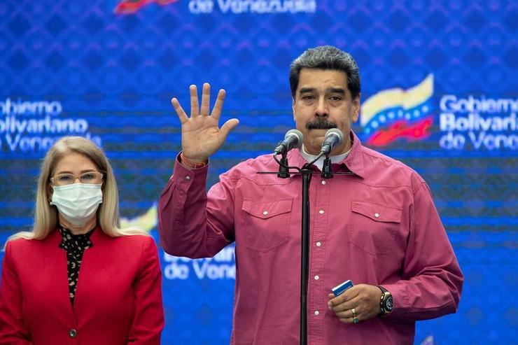 Nikolas Maduro Venecuela
