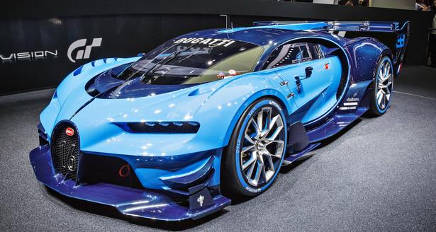 Bugatti Vision Gran Turismo, (CTK Photo/Josef Horazny) Dostawca: PAP/CTK.