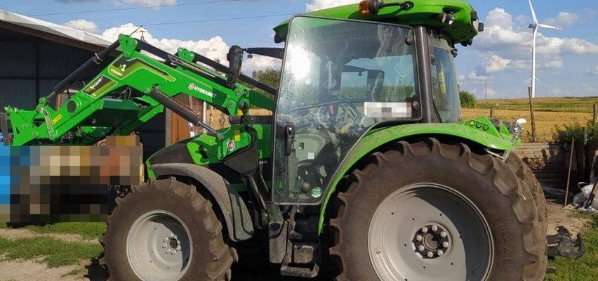 Dramatyczny wypadek w gospodarstwie. 82-latek śmiertelnie potrącił żonę traktorem