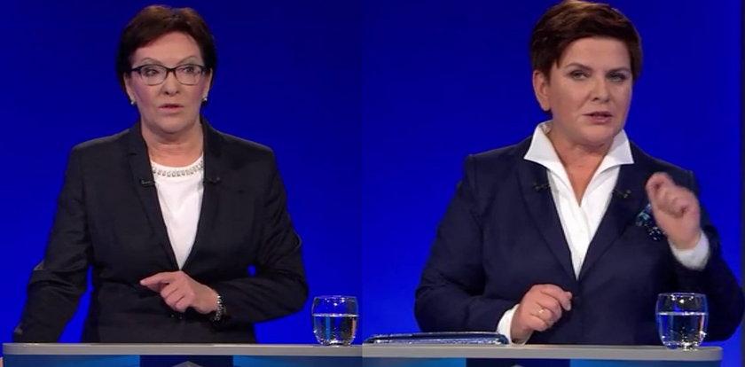 Eksperci gorzko o debacie. Jak ocenili Szydło i Kopacz?