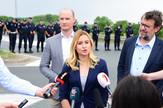 Aleksandra Jerkov, Balša Božović, Tomislav Žigmanov