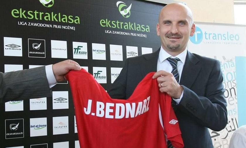 Jacek Bednarz ponownie ma pracować jako dyrektor w Wiśle Kraków