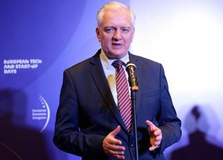Gowin zaproponował prace nad zmianami w konstytucji ws. członkostwa w UE w oparciu o projekt z 2011 r.