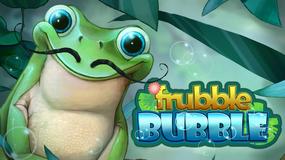 Wyprodukowano w Polsce - Frubble Bubble - sympatyczna żabka tylko dla hardkorowców