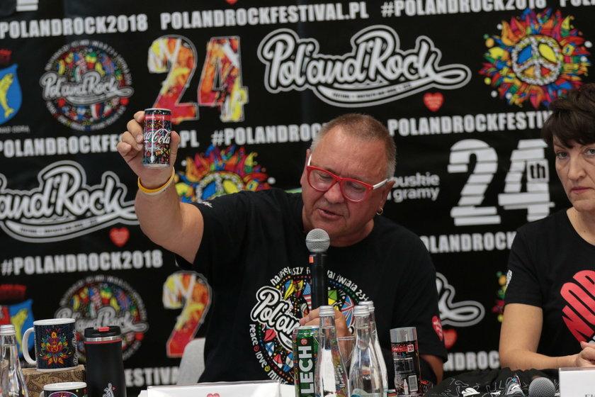 Odważny gest Jurka Owsiaka. Zwrócił się do komendanta policji