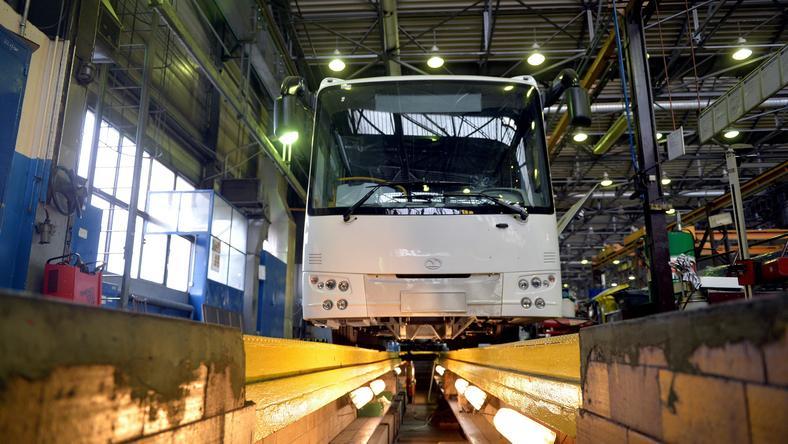 Autosan dostarczy 11 autobusów miejskich dla samorządu Sanoka