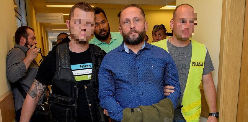 Arsenał Kamila Durczoka. Po co mu była broń?