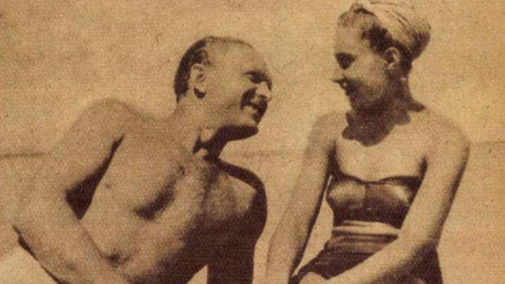 Tudta, mennyivel fiatalabb nőt vett feleségül a legendás Básti Lajos?