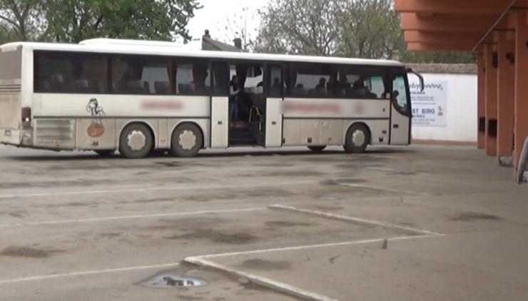 bus stanica kikinda