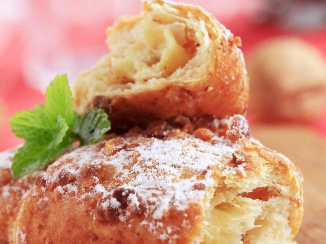 Čokoladna pogača, vanila pužići, jogurt krofnice... Neka kuća zamiriše na slatko pecivo!