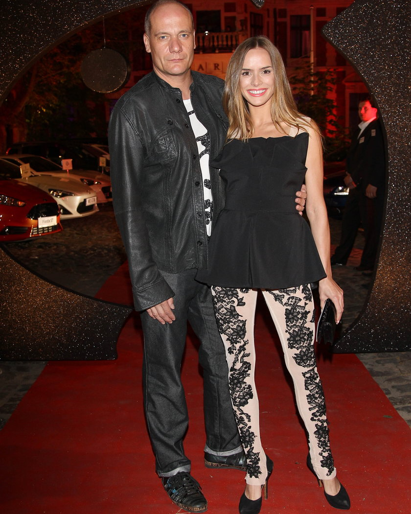 Piotr Zelt i Monika Ordowska