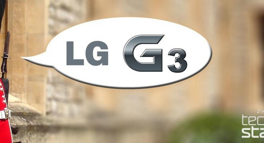 Live-Blog: LG G3 in London – erstes QHD-Smartphone!