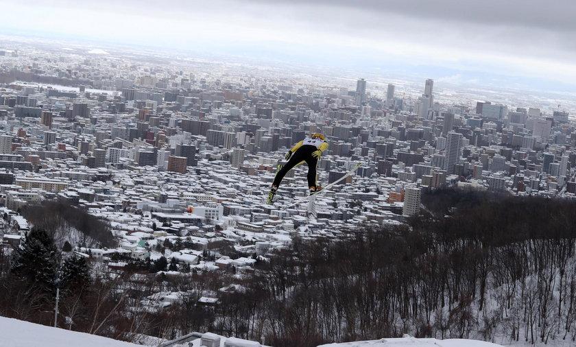 Puchar Świata w skokach narciarskich. Konkurs w Sapporo