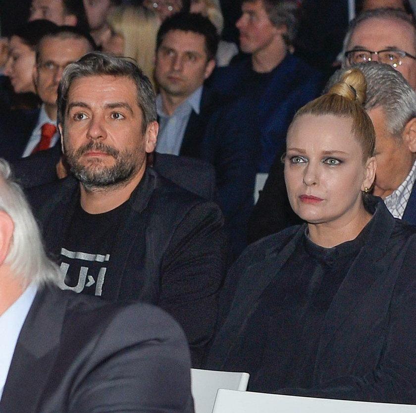 Katarzyna Nosowska i Paweł Krawczyk