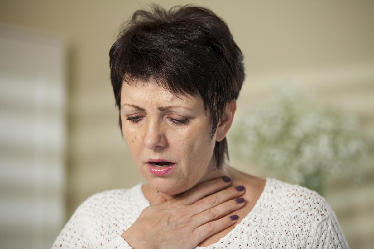 Szenilis lehelet okozza Mi a szenilis lehelet