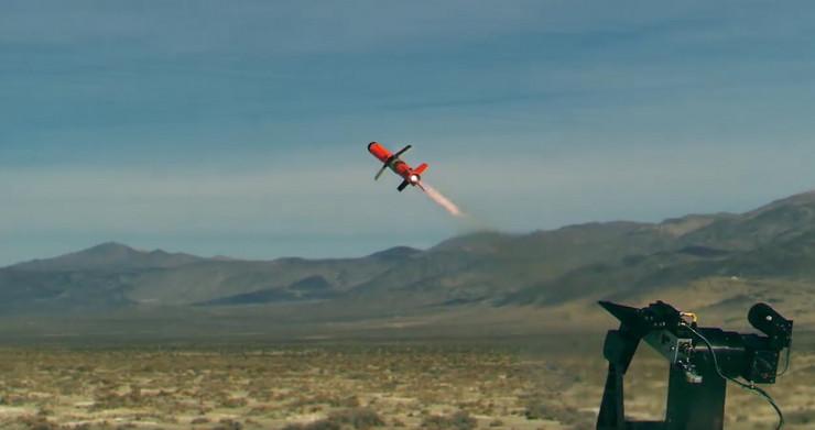 testiranje raketa, amerika