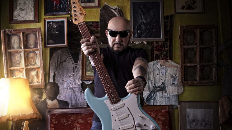 """Grzegorz Skawiński rusza w trasę""""Me & My Guitar Tour"""""""