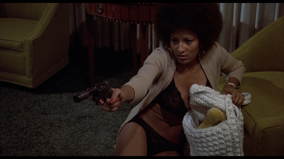 """Coffy"", reż. Jack Hill, 1973 r."