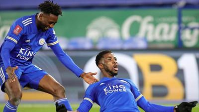 Wilfred Ndidi and Kelechi Iheanacho seek FA Cup glory to crown defining season