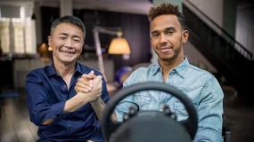 Lewis Hamilton będzie twoim instruktorem