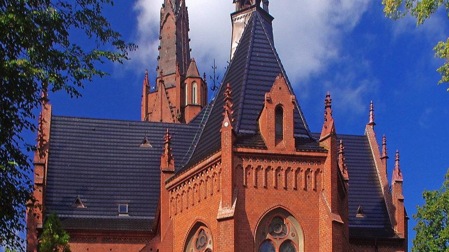 Kościół pw. Chrystusa Króla i Zwiastowania Najświętszej Marii Panny w Rawiczu