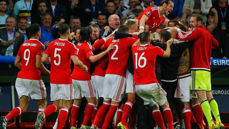 Radość Walijczyków