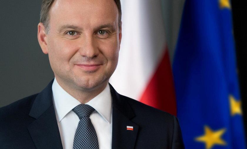 Duda wprost: To Trump powiedział Polsce