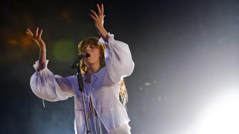 Florence & the Machine zagrają w Gdyni