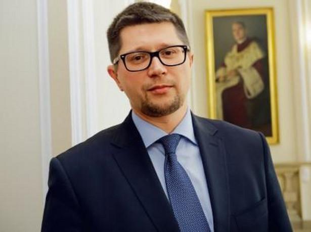 Wojciech Łączewski/ fot. Wojtek Górski