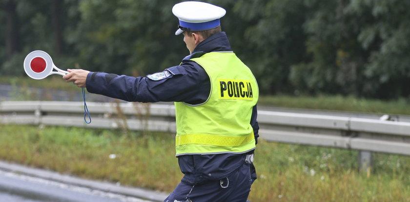 Tu łatwo o mandat! Najczęściej kontrolowane drogi w Polsce 2021