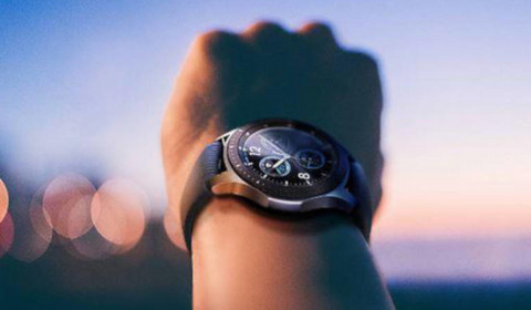 Samsung Galaxy Watch Active 2 na oficjalnym renderze