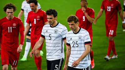 Key Germany trio in fitness race to face Hungary