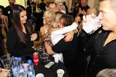 OVO KAMERE NISU ZABELEŽILE Evo kako je Željko Mitrović reagovao kada je Kija ušla na žurku, dok je Sloba stajao pored