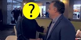 Ale heca! Zobacz, z kim zakumplował się Orban