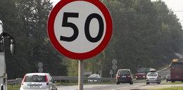 50 km/h więcej i stracisz prawko!