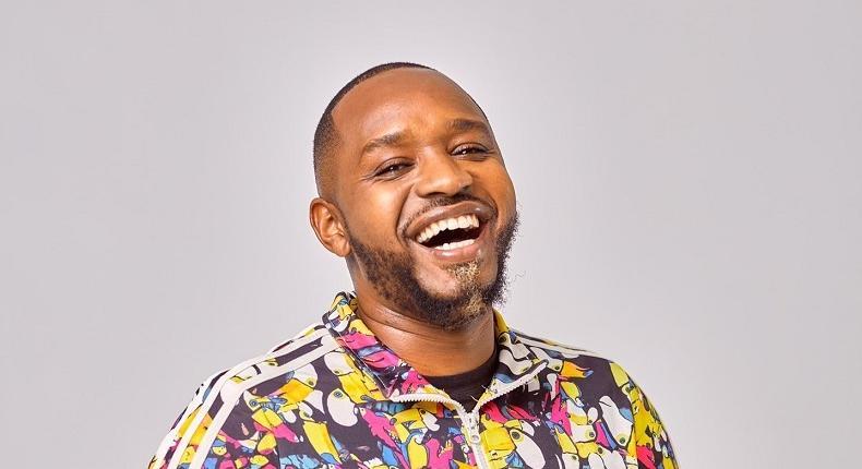 Kenyan activist and winner of the Pulse Twitter Influencer of the Year award Boniface Mwangi