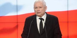 Sensacyjny sondaż! Kaczyńskiemu zrzednie mina