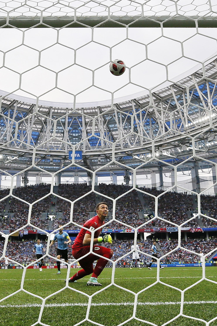 Fudbalska reprezentacija Urugvaja, Fudbalska reprezentacija Francuske