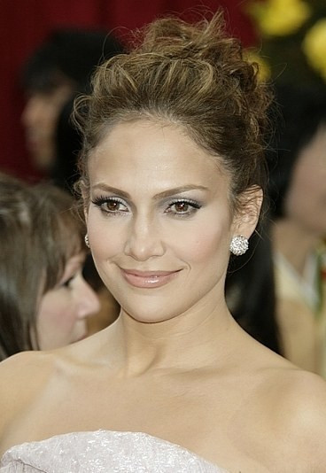 Upięcia Włosów W Stylu Jennifer Lopez