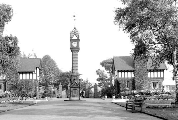 Queen's Park, Crewe (1950 rok)